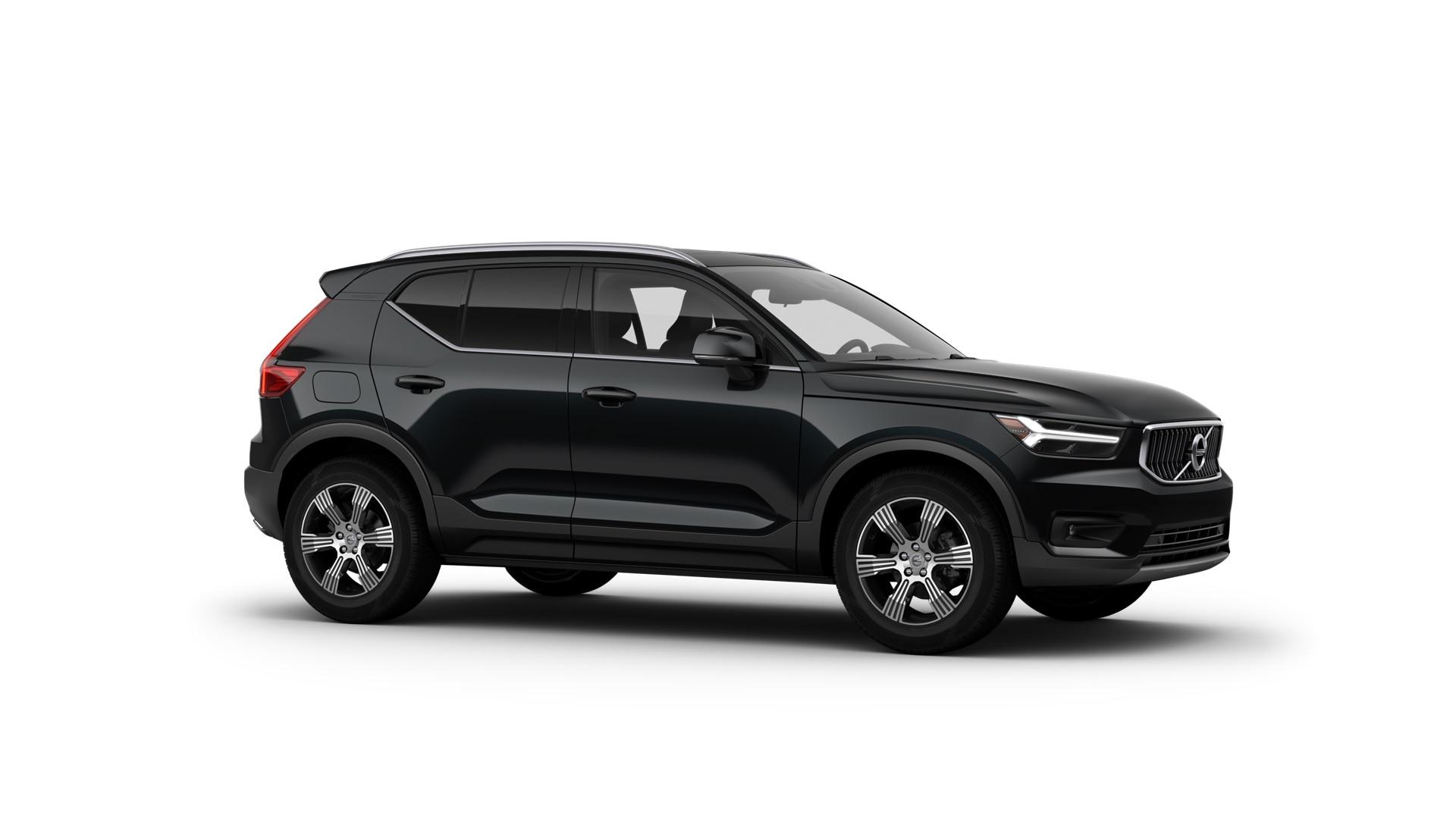 Volvo XC40 2020 Noir onyx