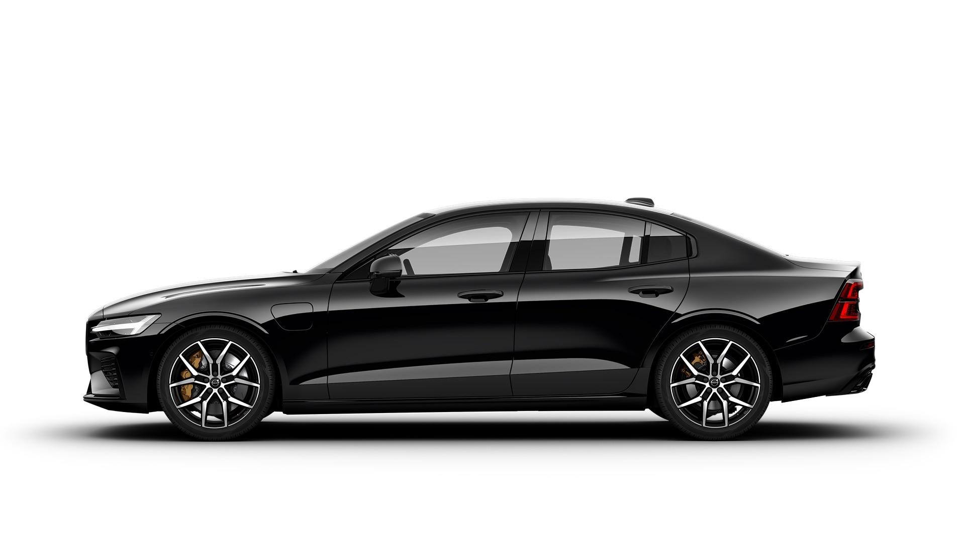 Volvo S60 2020 Pierre noire