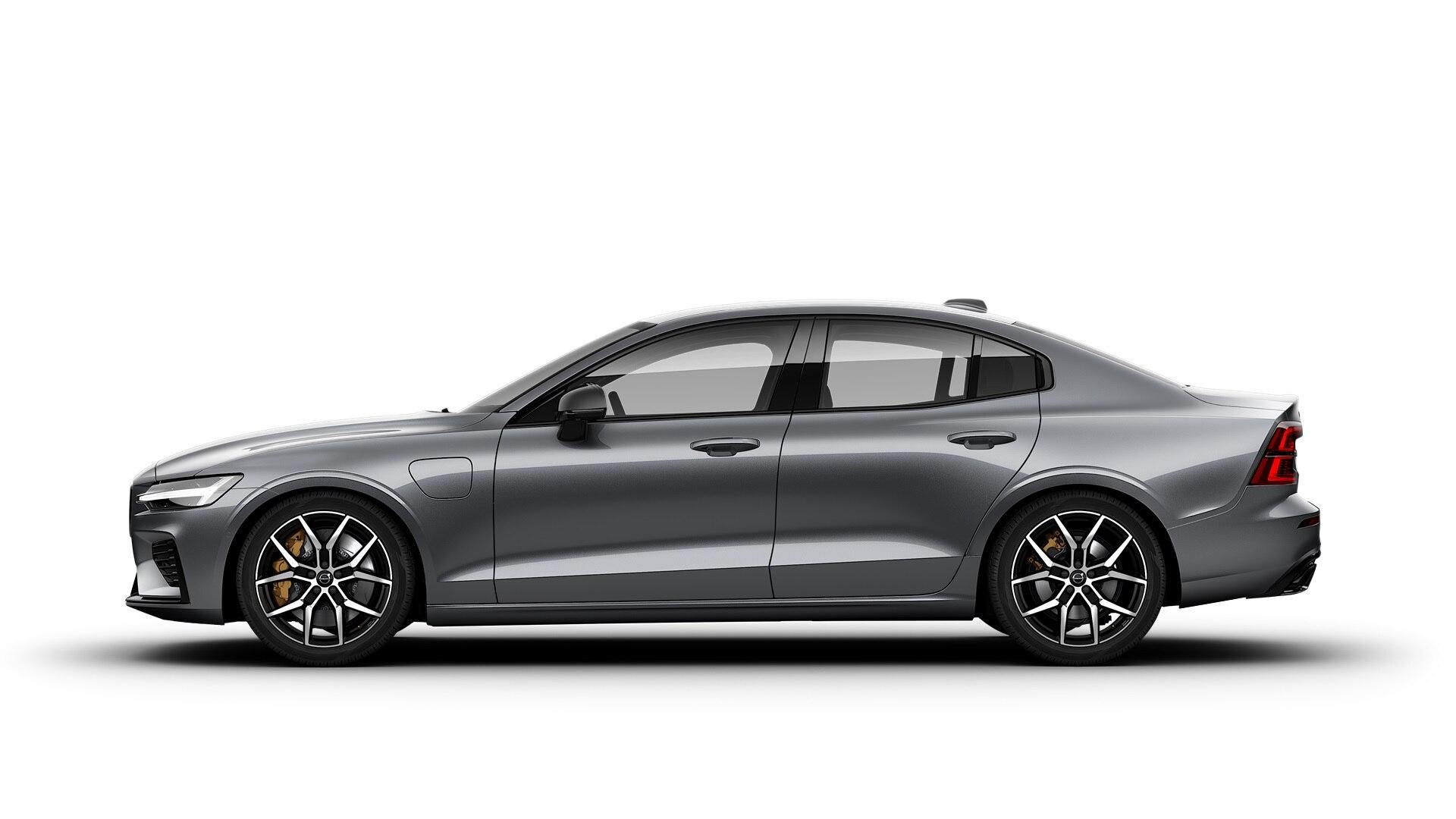 Volvo S60 2020 Gris osmium