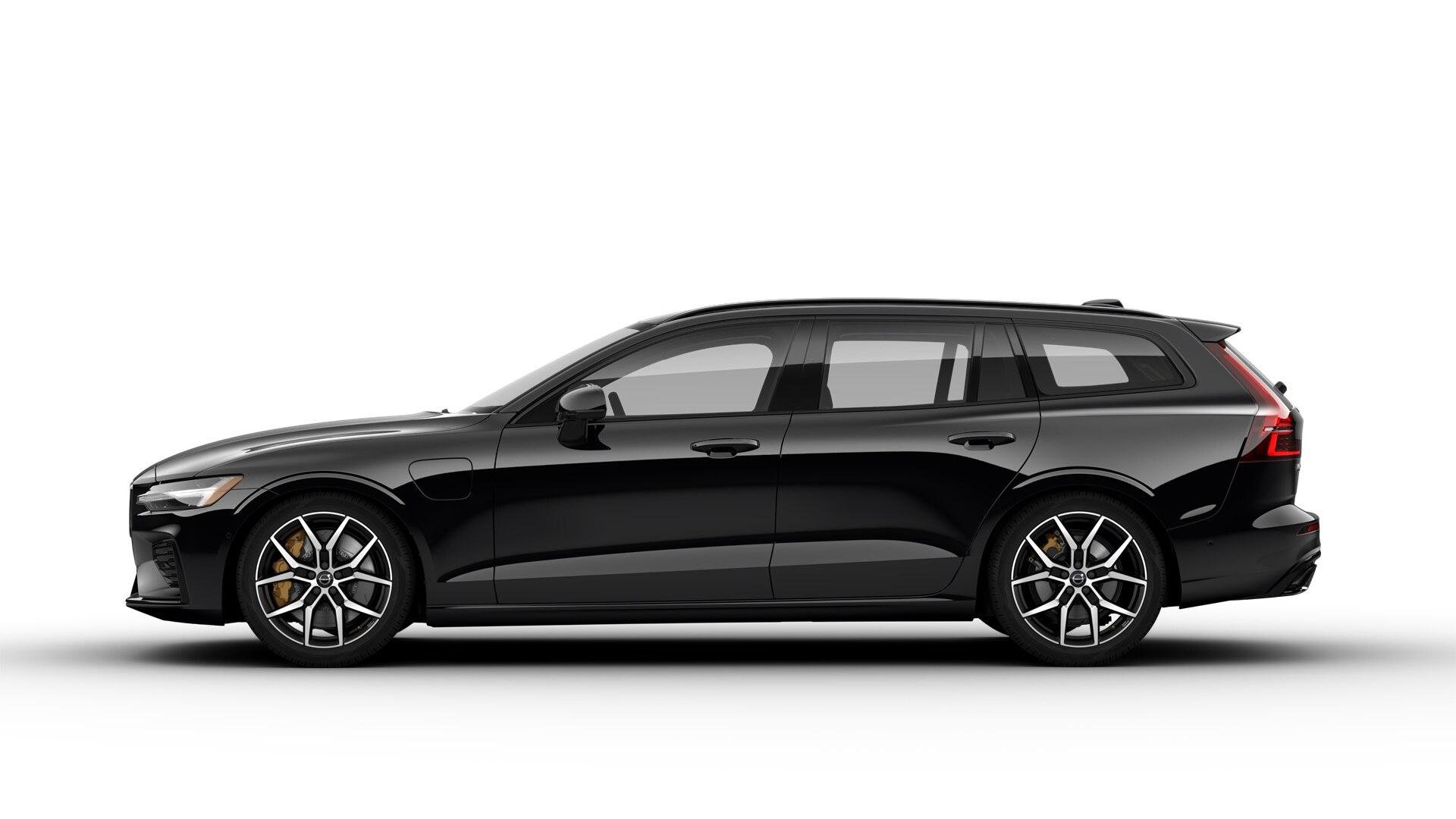 Volvo V60 2020 Pierre noire