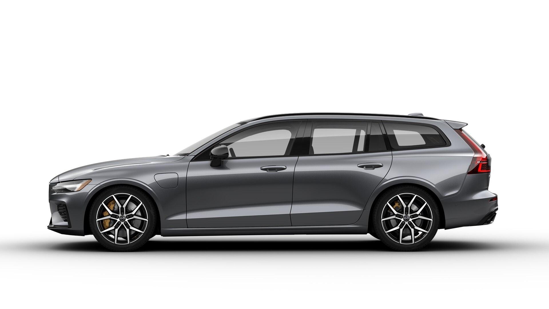 Volvo V60 2020 Gris osmium