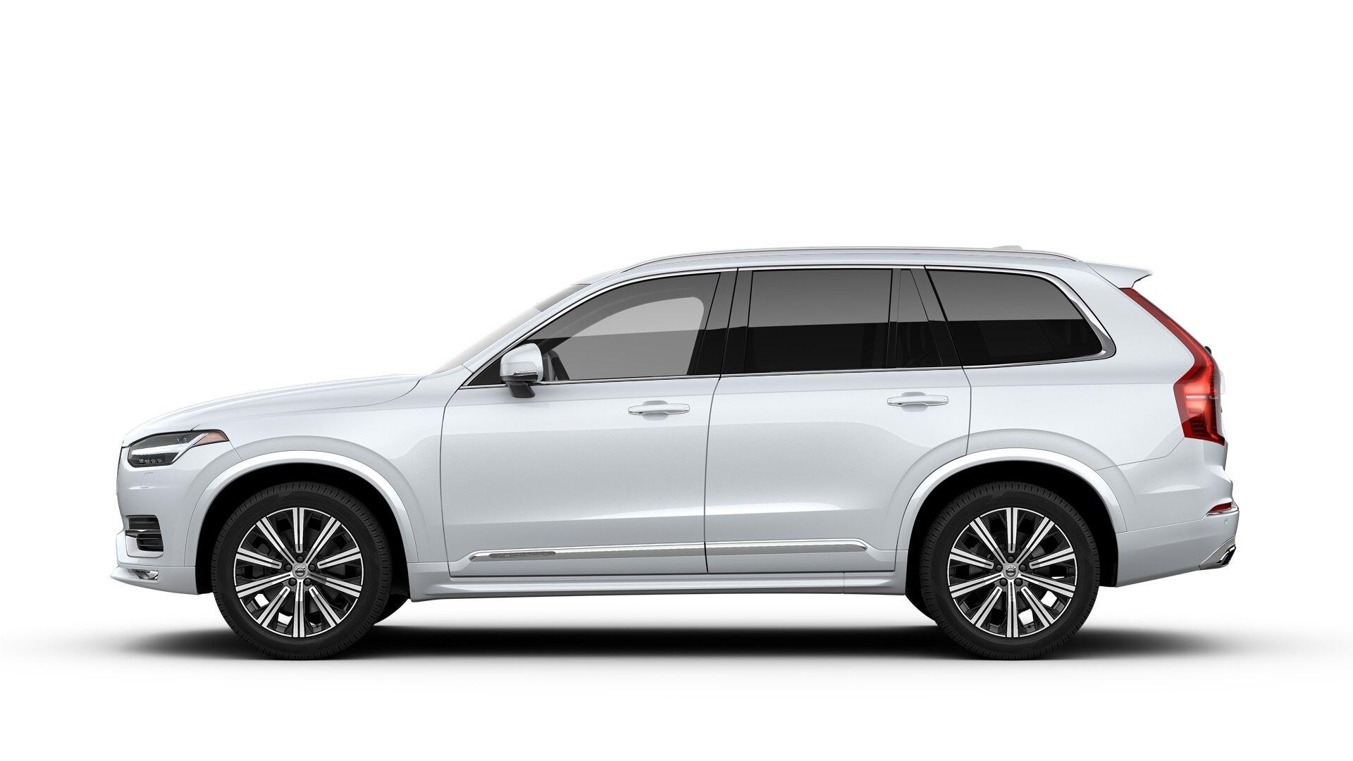 Volvo XC90 2020 Blanc cristal nacré