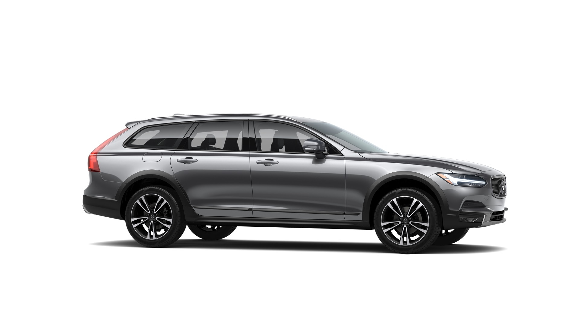 Volvo V90 Cross Country 2019 Gris osmium métallisé