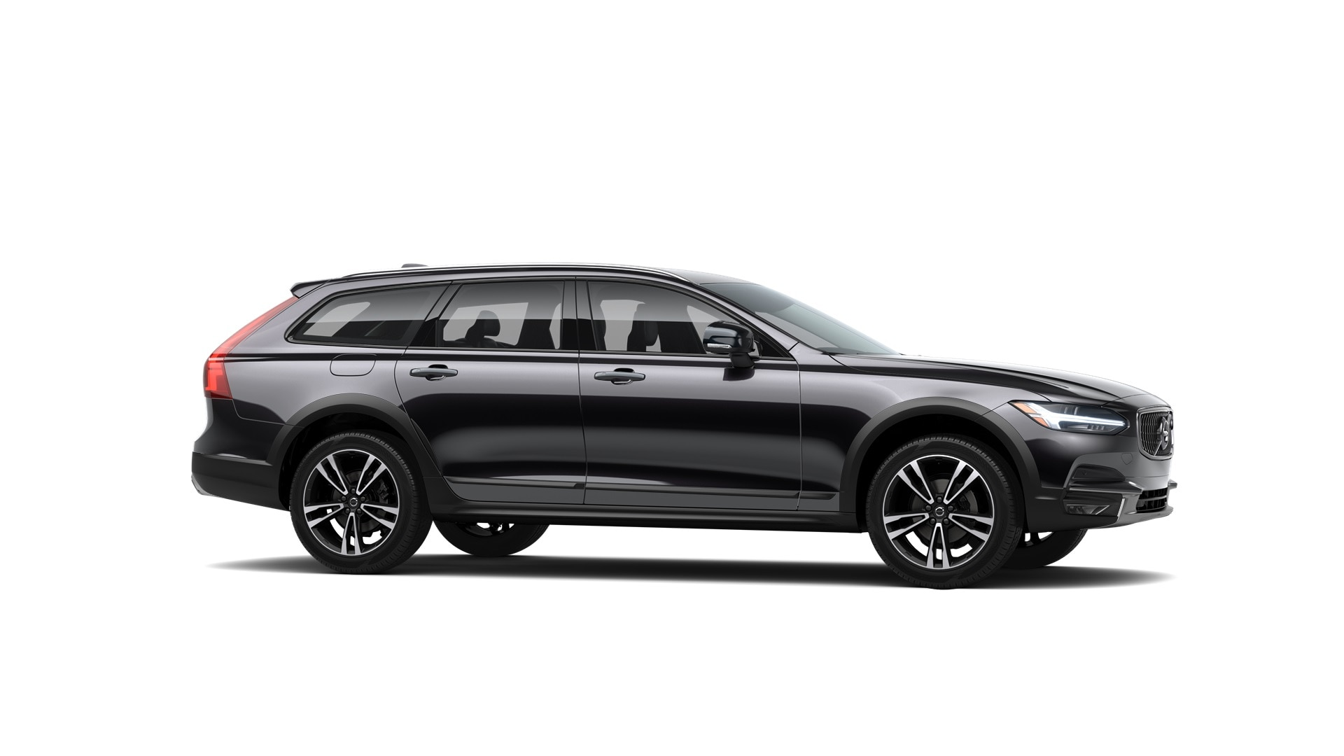 Volvo V90 Cross Country 2019 Noir onyx métallisé