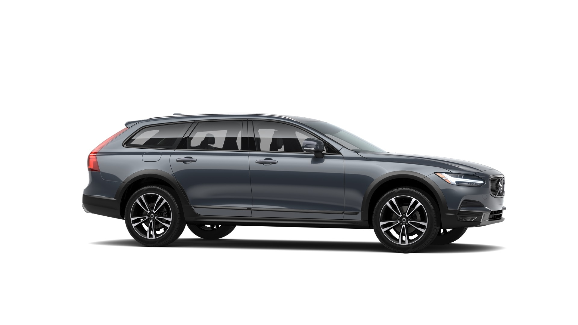 Volvo V90 Cross Country 2019 Bleu jean métallisé