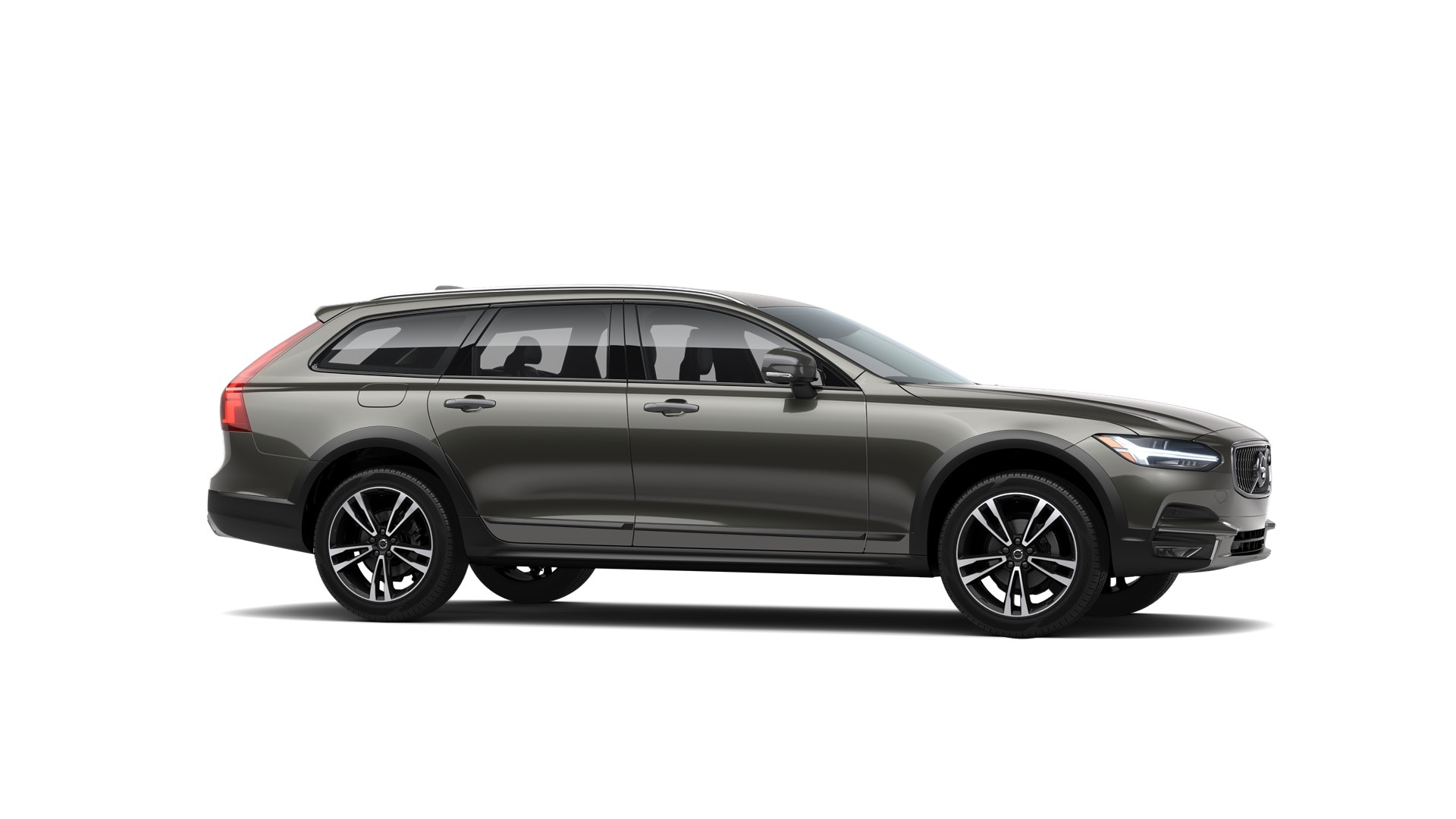 Volvo V90 Cross Country 2019 Gris pin métallisé