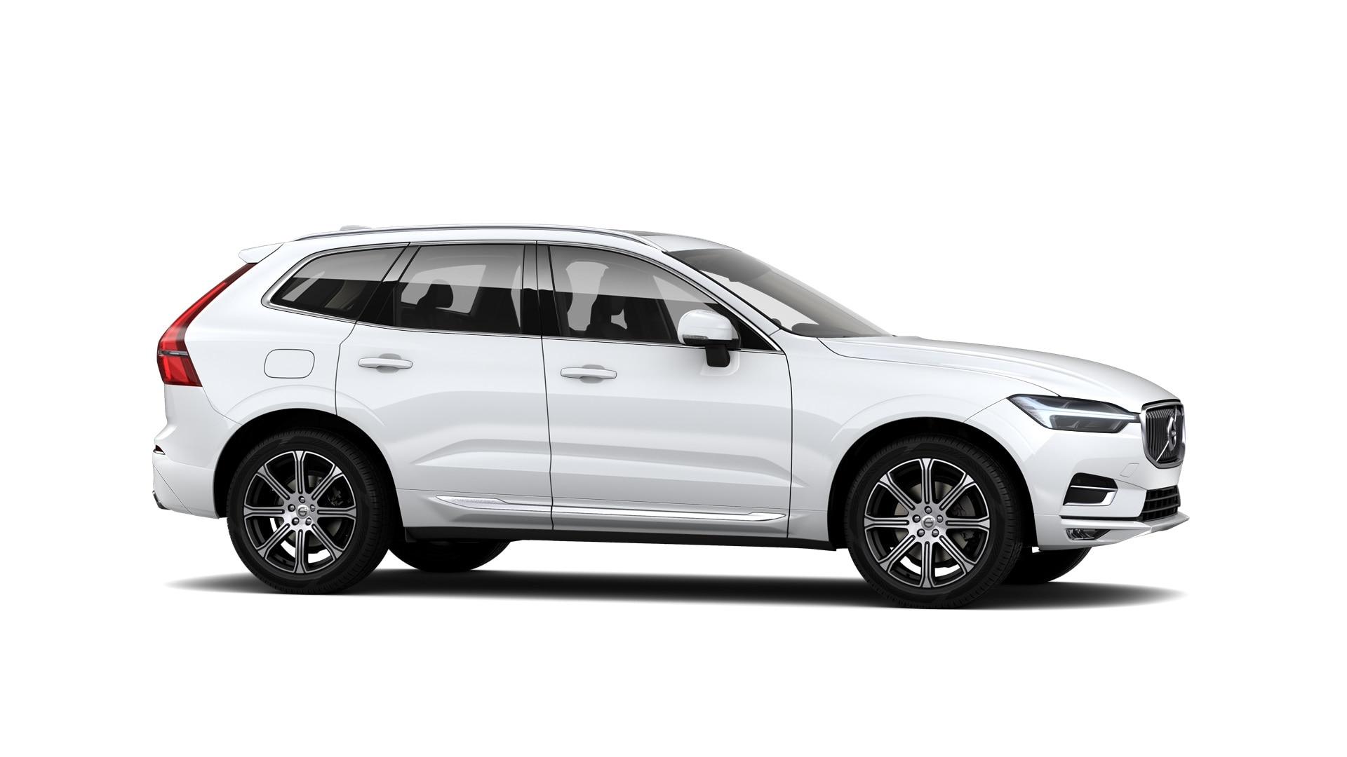 Volvo XC60 2019 Blanc cristal nacré métallisé