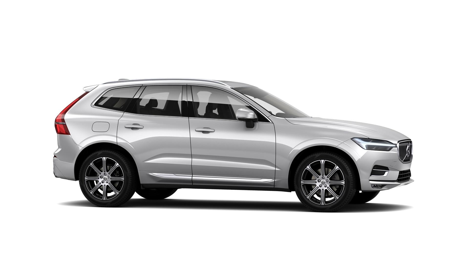 Volvo XC60 2019 Argent lustré métallisé