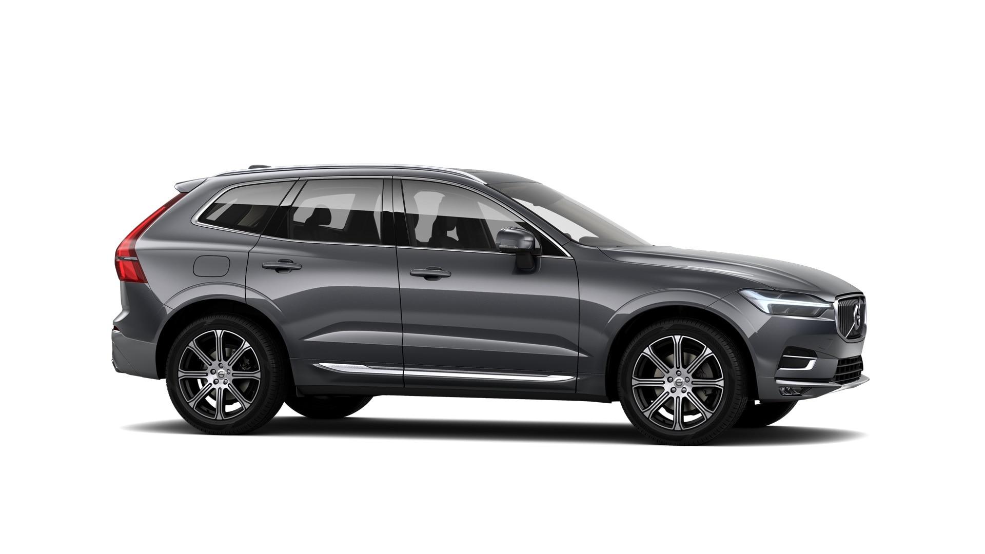 Volvo XC60 2019 Gris osmium métallisé