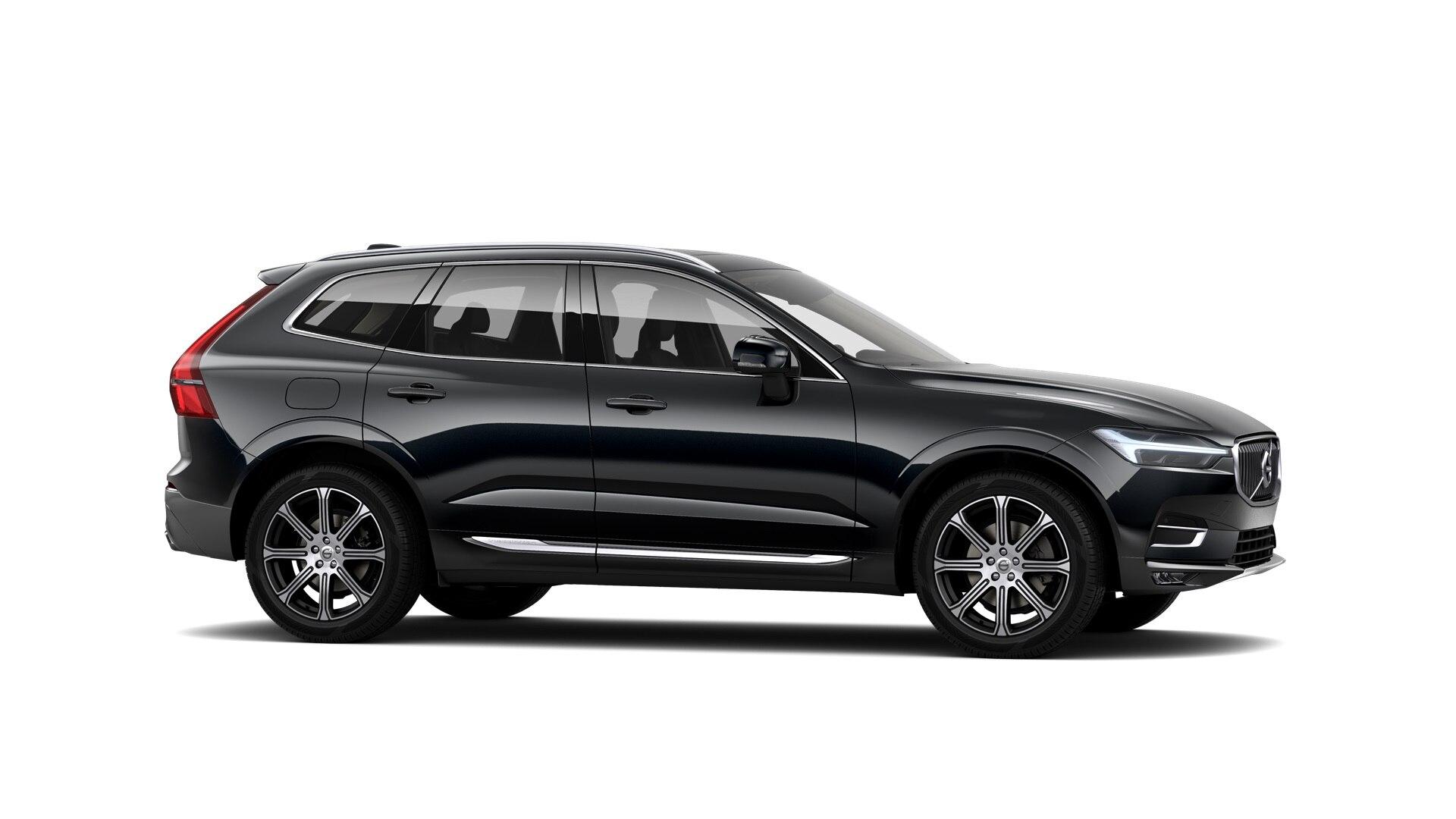 Volvo XC60 2019 Noir onyx métallisé