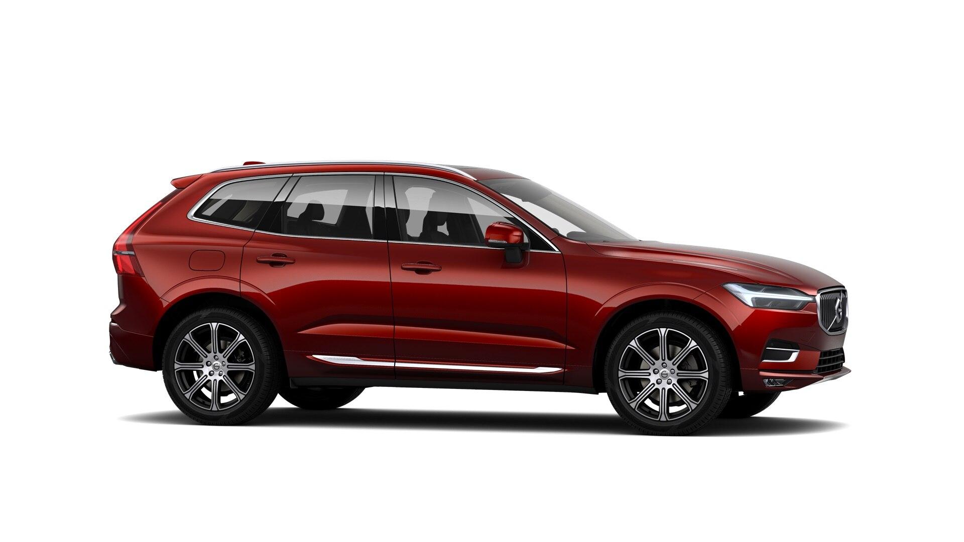 Volvo XC60 2019 Rouge fusion
