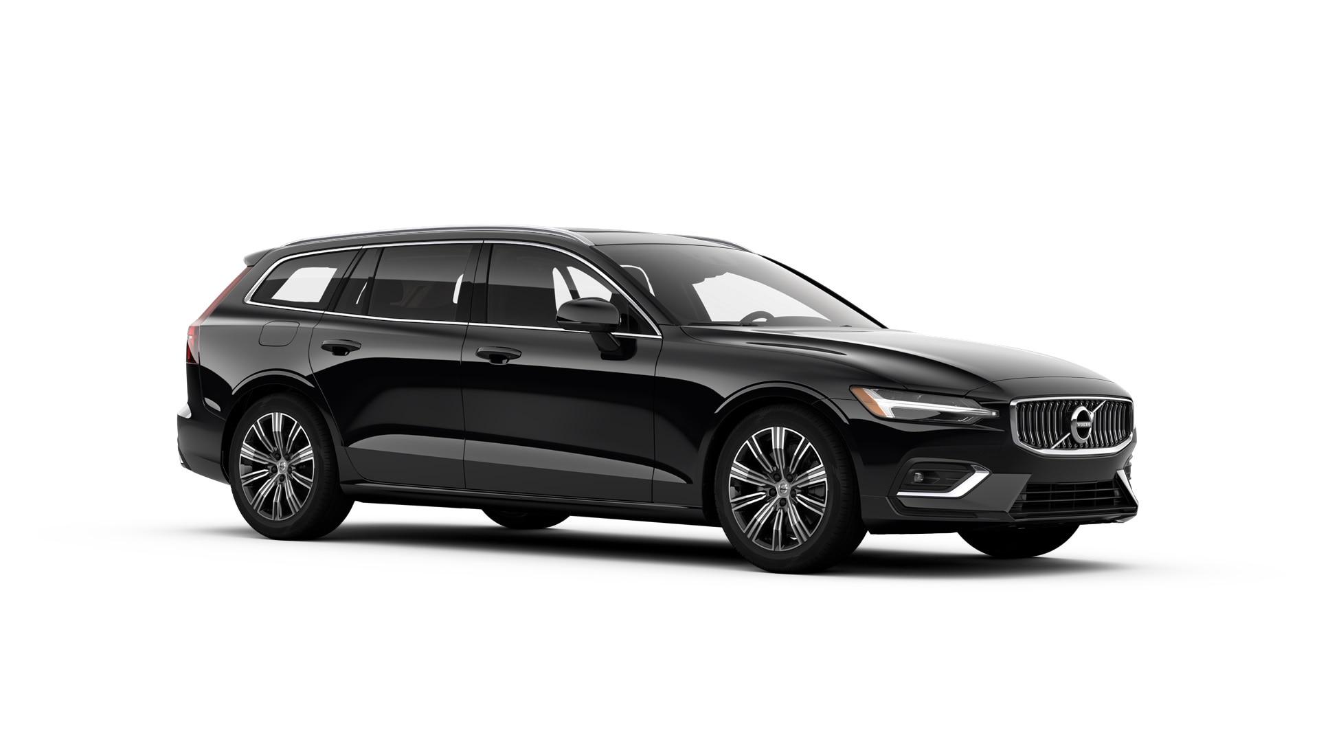 Volvo V60 2019 Pierre noire