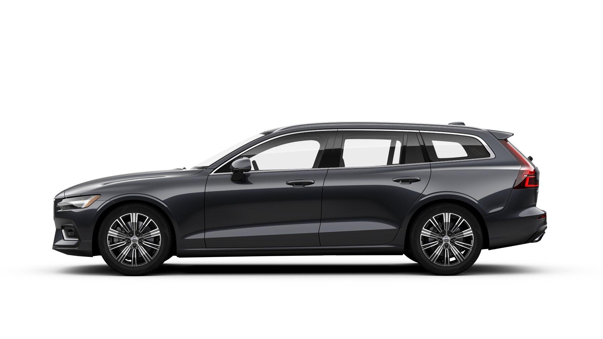 Volvo V60 2019 Gris foncé