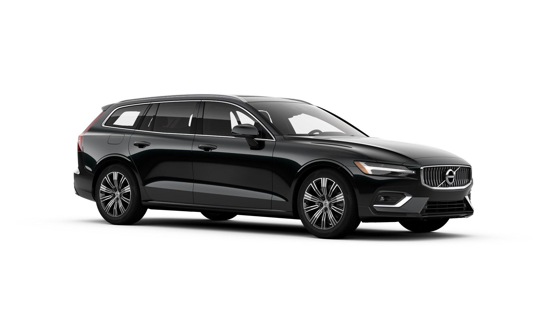 Volvo V60 2019 Noir onyx métallisé