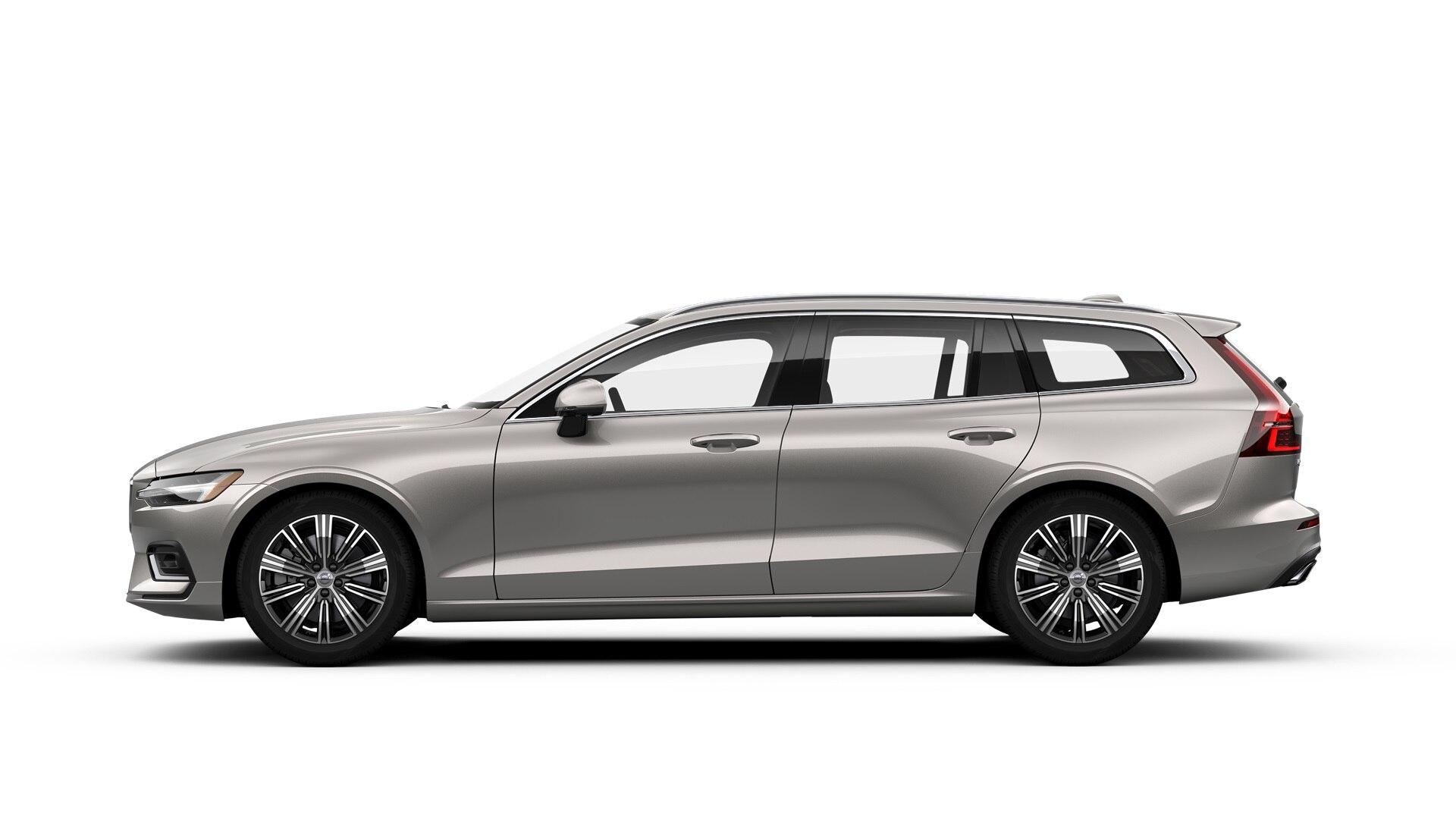 Volvo V60 2019 Écorce de bouleau métallisé