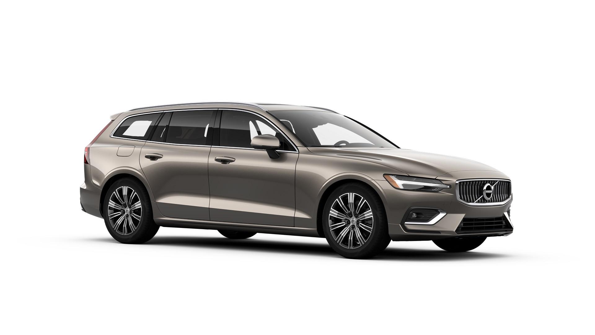 Volvo V60 2019 Gris galet métallisé