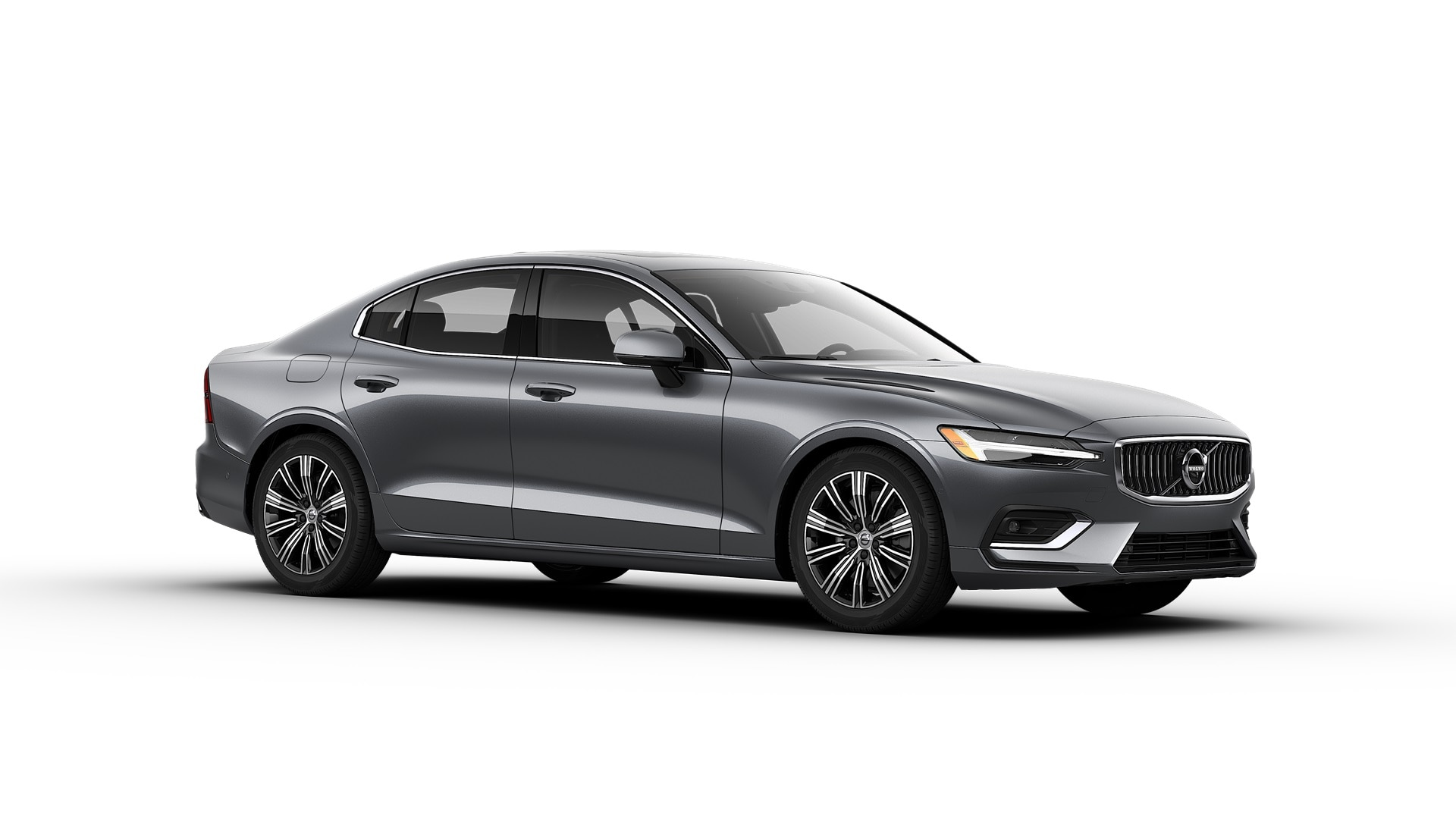 Volvo S60 2019 Gris osmium métallisé