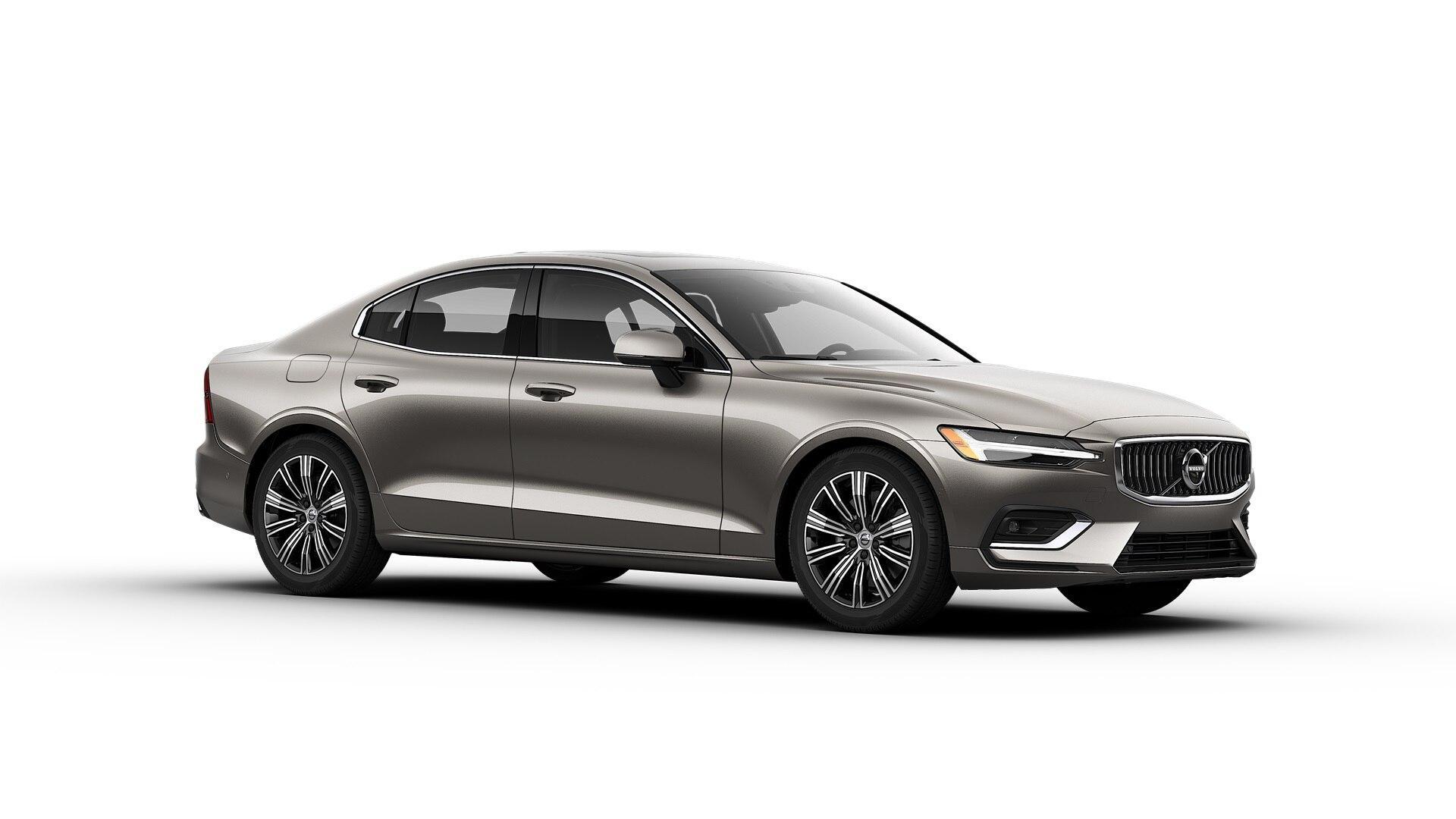 Volvo S60 2019 Gris galet métallisé