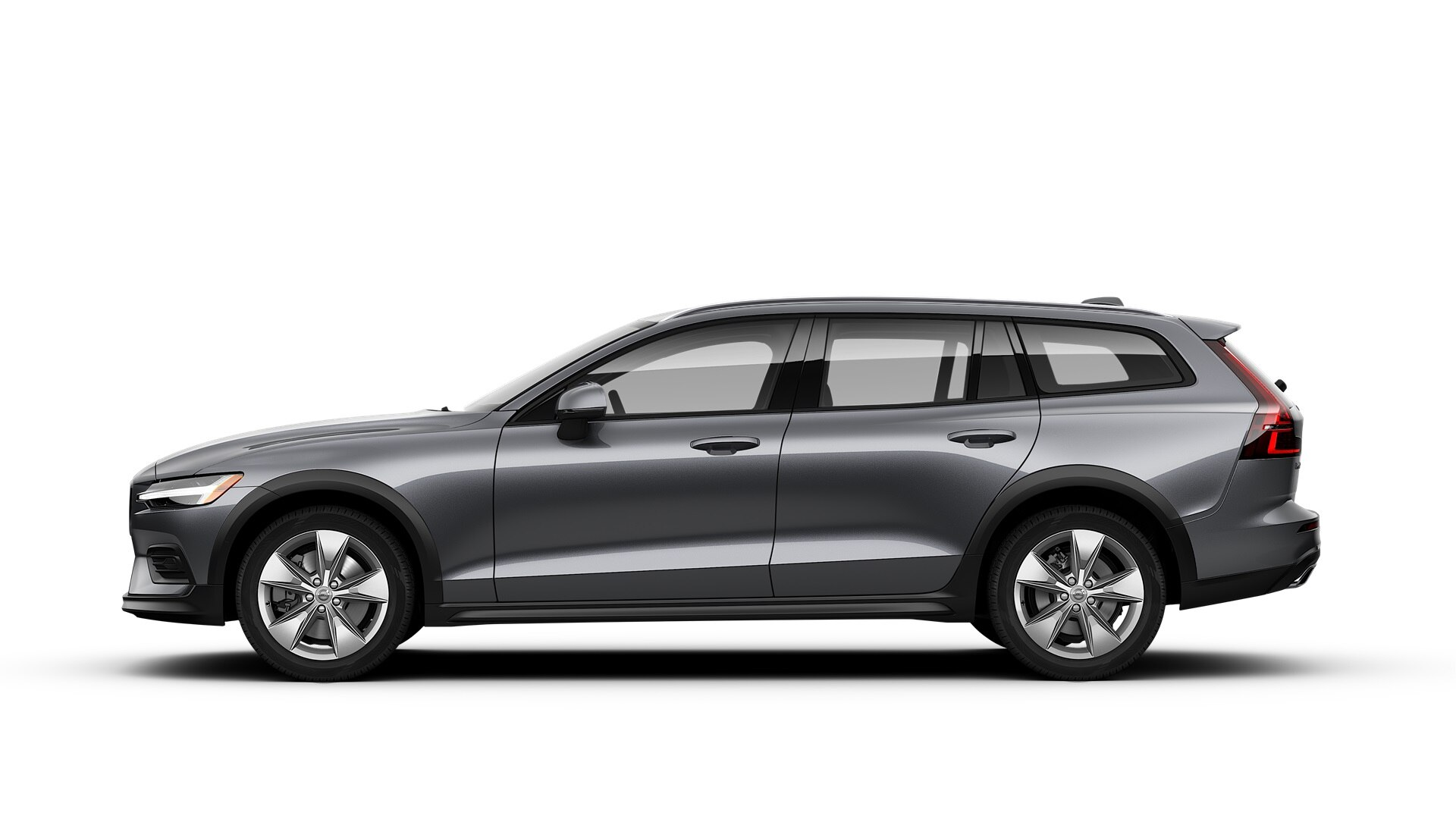 Volvo V60 Cross Country 2019 Gris osmium métallisé