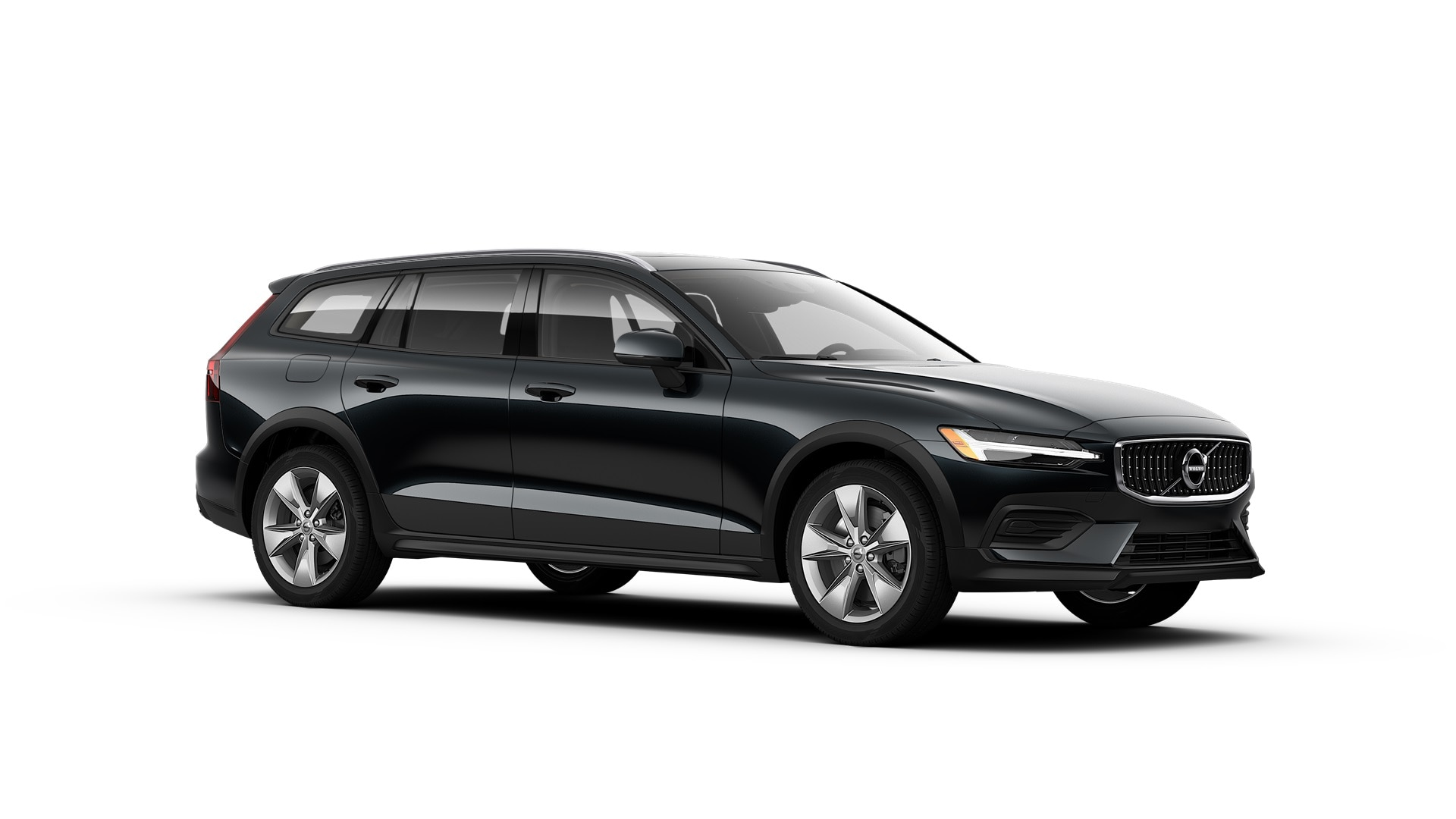 Volvo V60 Cross Country 2019 Noir onyx métallisé