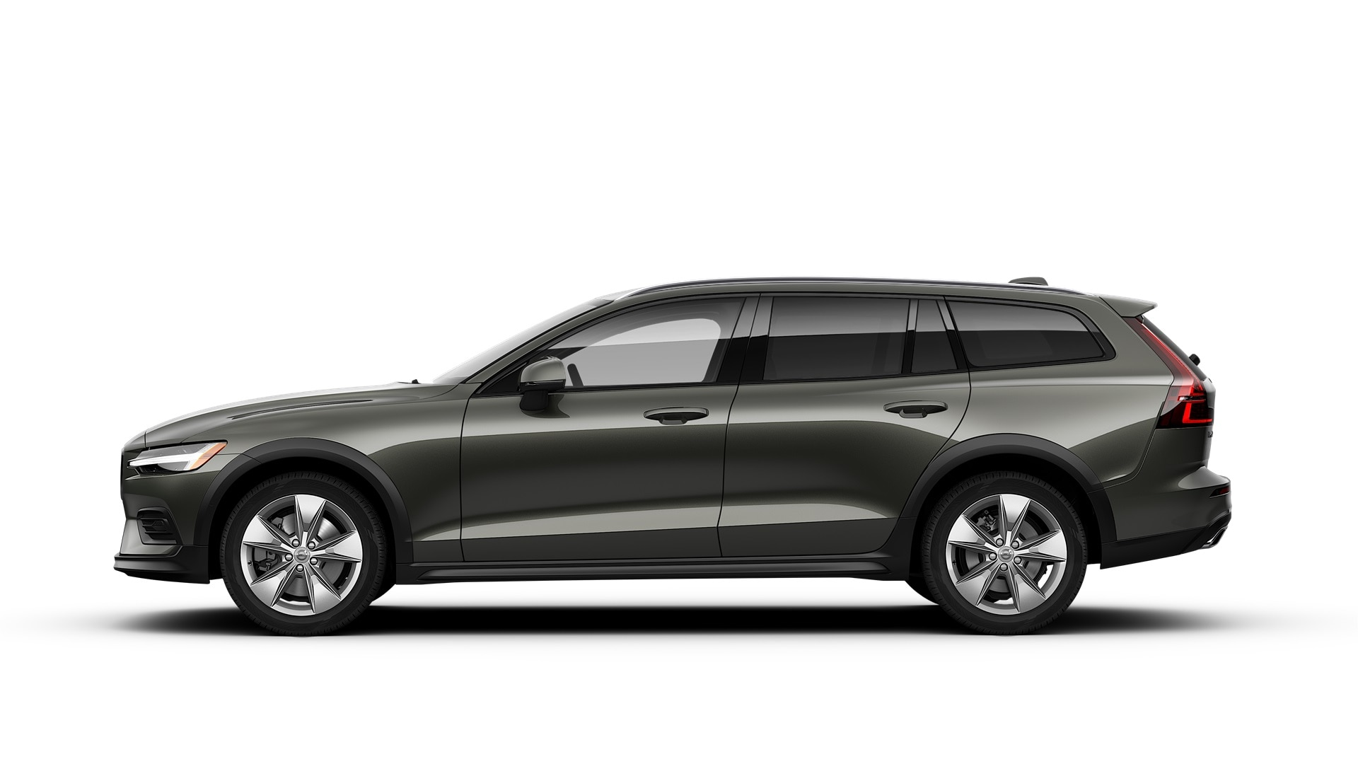 Volvo V60 Cross Country 2020 Pin gris
