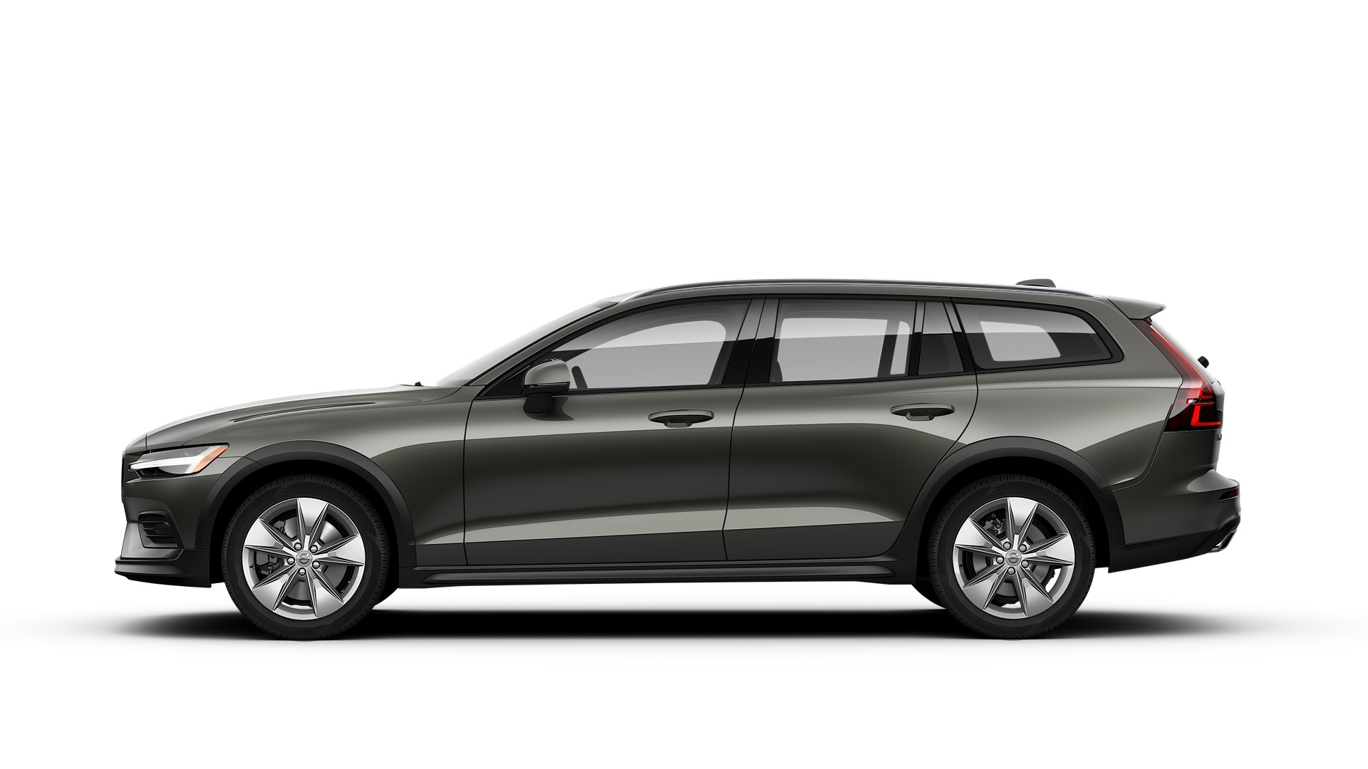 Volvo V60 Cross Country 2019 Pin gris métallisé