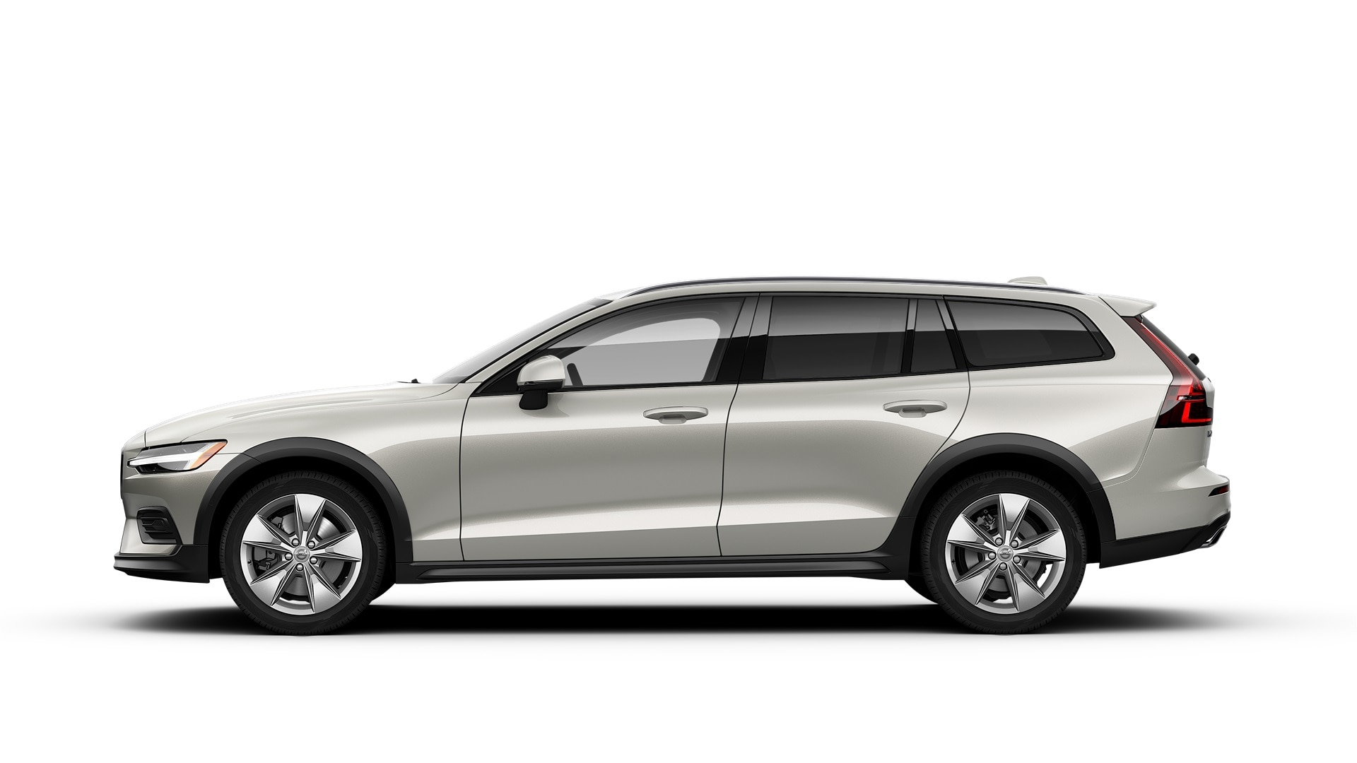 Volvo V60 Cross Country 2020 Écorce de bouleau