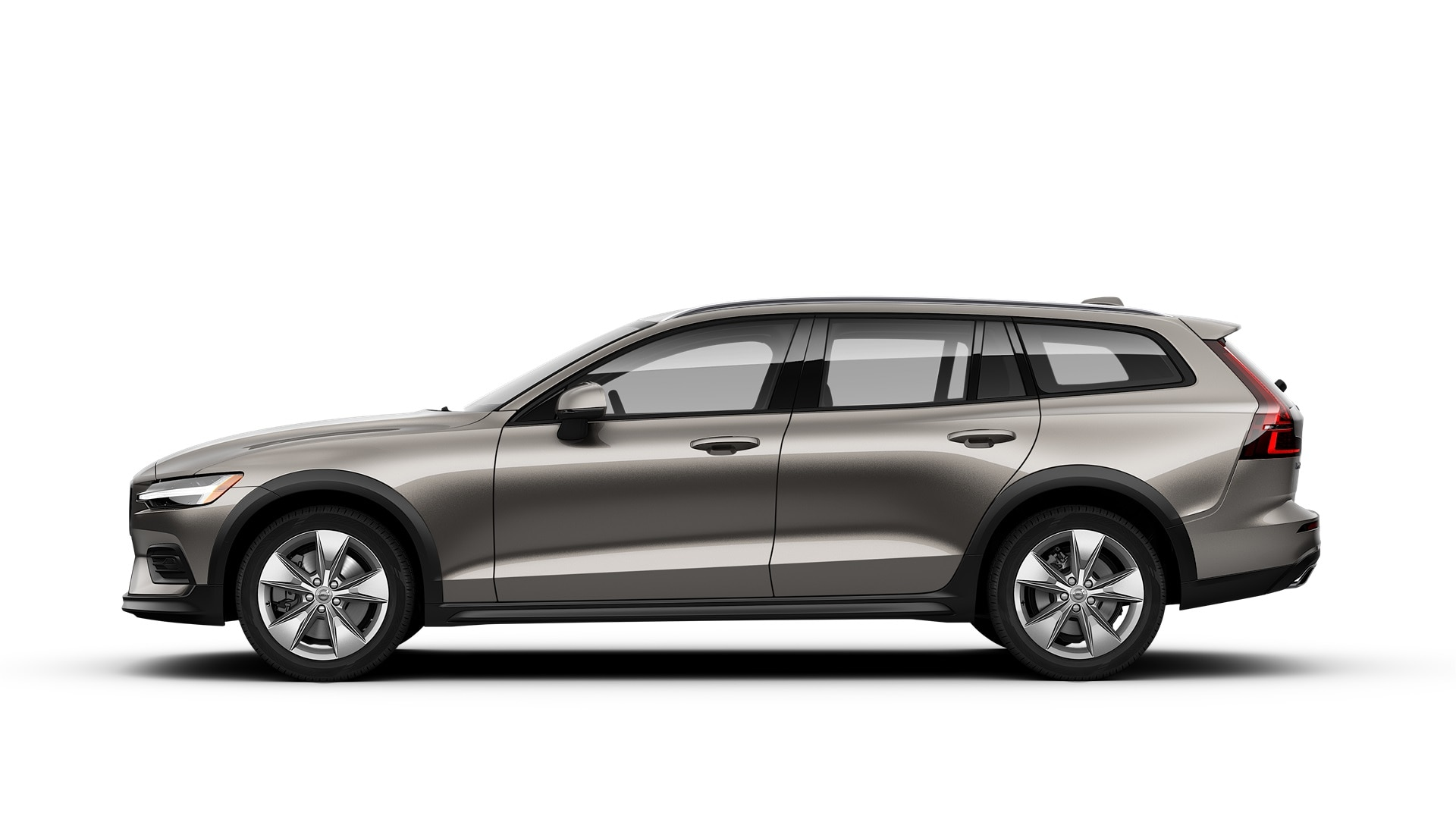 Volvo V60 Cross Country 2019 Gris galet métallisé